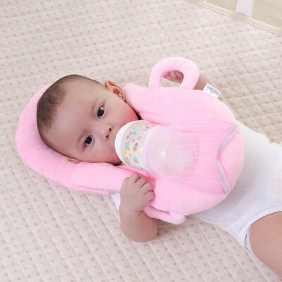 Baby Infant Newborn Feeding Pillow Nursing Bedding Anti-spit Milk Pillow Cushion
