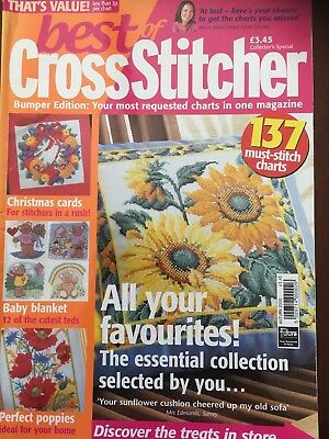 Cross Stitcher Best Of Magazine