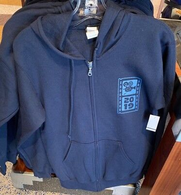Universal Studios Hollywood 2019  The Epic Adventures Sweater Hoodie Medium New