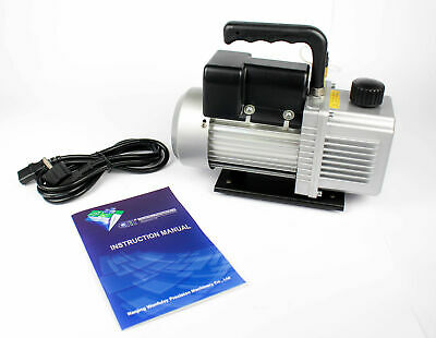 Vacuum Pump VP215/VP230, 1.5 - 3.0 Cfm, 0.3 Pa - Vacuum, Air Conditioning