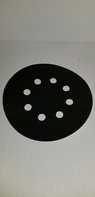 NEW 5 inch wide Hook And Loop Sticker for Resurfacing Machine Buffing Pads K21