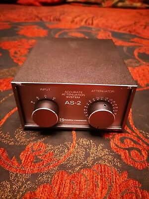 Fidelity Research FR AS-2 Passive preamplifier