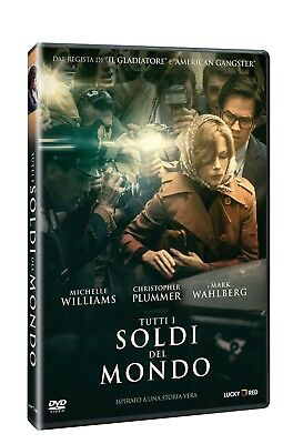 Tutti I Soldi Del Mondo - All The Money In The World (DVD) Italian Edition |New|