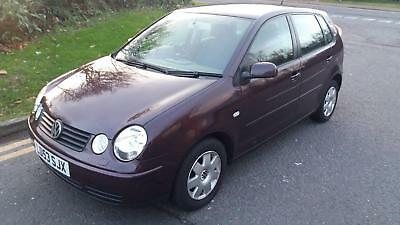 Volkswagen Polo 1.4TDI 2004MY Twist very eco