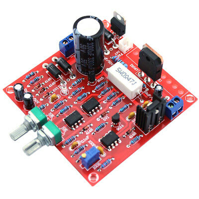 Red 0-30V 2mA-3A Continuously Adjustable DC Regulated Power Supply DIY Kit PCB C