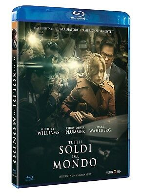 Tutti I Soldi Del Mondo - All The Money In The World [Blu-Ray] |Nuovo Sigillato|