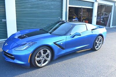 2014 Chevrolet Corvette Z51/3LT 2014 Premier Edition Coupe #288