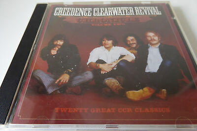 Creedence Clearwater Revival - Chronicle Volume 2 - VG+ (CD)