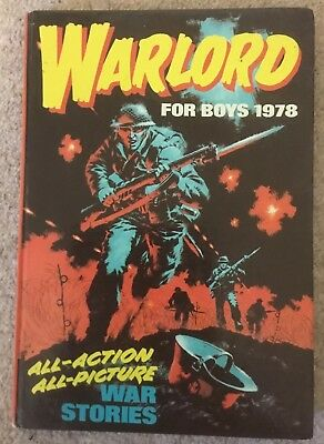 Warlord for Boys Annual 1978
