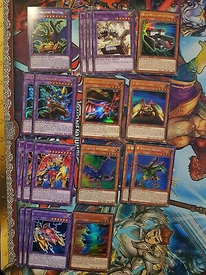 Yu-Gi-Oh ABC Deck core 19 cards New