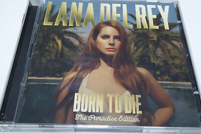 Lana Del Rey - Born To Die (Paradise Edition) - NM (2CD)