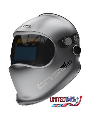 Optrel Crystal 2.0 Welding Helmet - United Welding Supplies Optrel Gold Partner