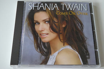 Shania Twain - Come On Over - VG+ (CD)
