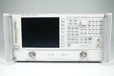 Keysight Used 8720ES Vector Network Analyzer, 50MHz- 20GHz (Agilent)