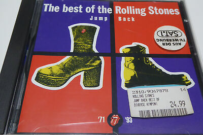 The Rolling Stones - Jump Back - Best Of - NM (CD)