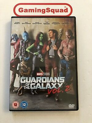 Guardians of the Galaxy Vol 2 DVD, Supplied by Gaming Squad