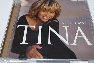 Tina Turner - All The Best - NM (2CD)