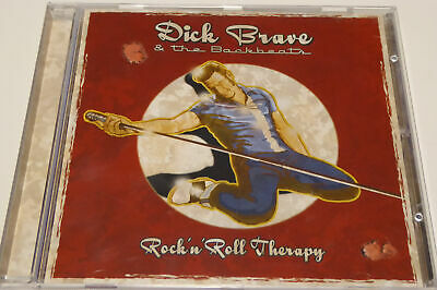 Dick Brave / Backbeats - Rock N Roll Therapy - NM (CD)