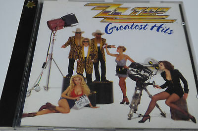 ZZ Top - Greatest - VG+ (CD)
