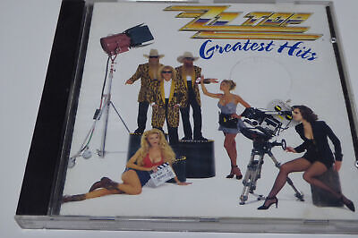 ZZ Top - Greatest Hits - VG+ (CD)
