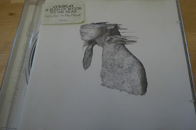 Coldplay - A Rush Of Blood To The Head - VG+ (CD)