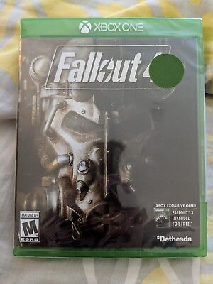 Fallout 4 for Xbox One with Fallout 3