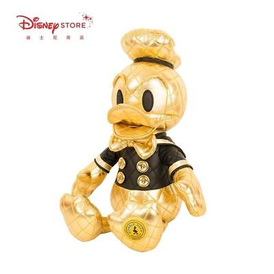 Authentic Donald Duck memories January Plush toy disney store limited release