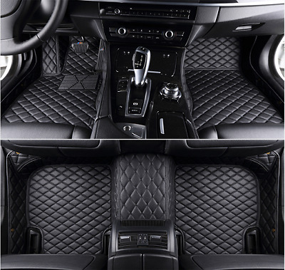 Car Floor Mats For BENTLEY Continental GT Front Rear Liner Auto Mat Carpets Rugs