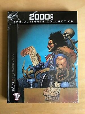 Slaine The Horned God (2000ad Ultimate Collection) - new and sealed