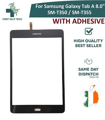 "For Samsung Galaxy Tab A 8.0"" T350 T355 Touch Screen Genuine Digitizer Glass New"