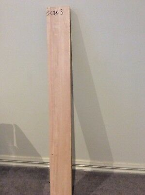 Queensland Maple Quarter sawn Guitar Neck Blank. Luthier, Box Maker.