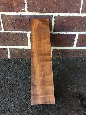 American Walnut Turning Blank, Pepper Mill. Timber. Slab Luthier