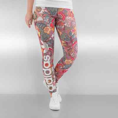 57f6f812fbd adidas originals fugiprabali linear leggings pants multicolor women´s -  bj8409