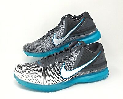 competitive price b3133 d338c Nike Zoom Trout 3 Mens Baseball Softball Turf Shoes Blue Size 12.5 (844628-