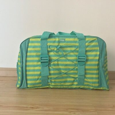 3388b2a304 THIRTY-ONE ALL PACKED Duffle Bag- Charcoal Crosshatch - New in ...