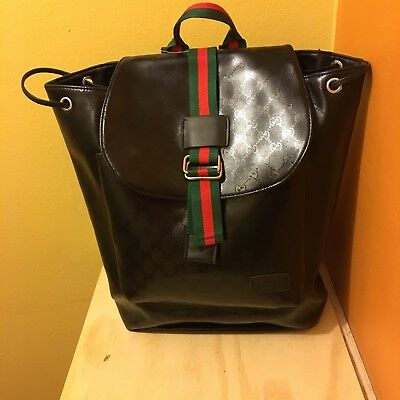 d041bdb67eb Loading zoom Source · NEW GUCCI L Supreme Backpack Made in Italy For Women  and men s