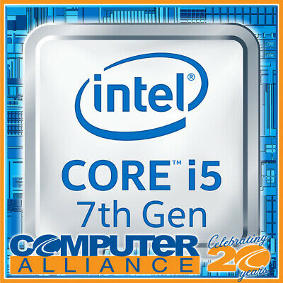 Intel S1151 Core i5 7400 3.0GHz to 3.5Ghz Quad Core CPU BX80677I57400