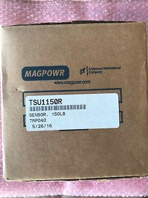 Magpowr Tension Load Cell 150 Lbs. Tsu1150R *new In Box*