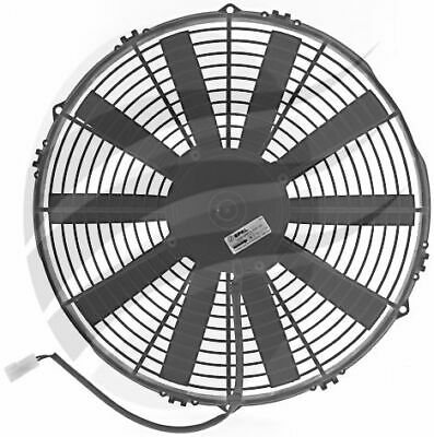 Spal Thermo Fan 14 Inch (350MM) Thermo Fan Straight Blade 12v Puller 1310 CFM
