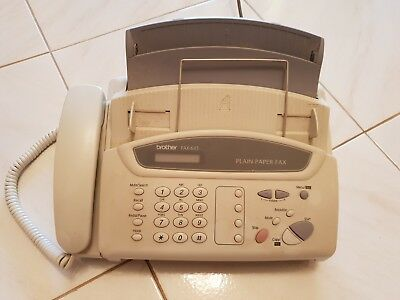Brother Fax / Telephone - Model 645
