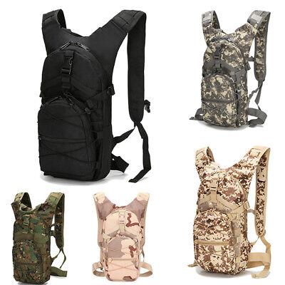 Military Tactical Backpack Trekking Hiking Camping Outdoor backpack Waterproof