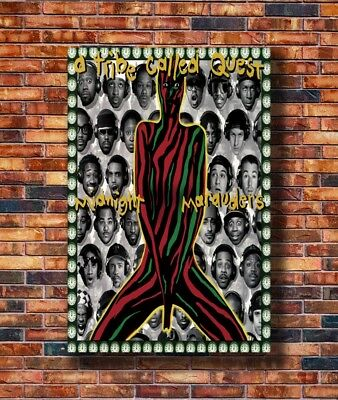 A Tribe Called Quest American T-3367 Art Poster 24x36 27x40