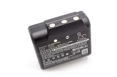 Batteria 2000mAh per IMET BE5500, M550S Thor, M550s Zeus, AS060