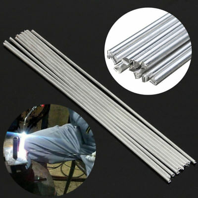 5/10/20pcs Low Temp Aluminum Alloy Silver Welding Brazing Solder Rod For Repair