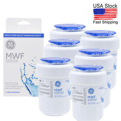1~4 pack OEM GE MWF MWFP GWF 46-9991 Refrigerator Water Filter New Brand