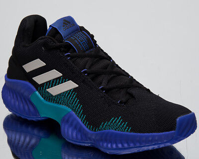 adidas Pro Bounce 2018 Low New Men s Basketball Shoes Core Black Sneakers  AC7427 3e6184023d9