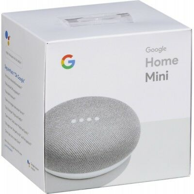 Google Home Mini Assistant Vocale Version Original Haut-Parleurs Google