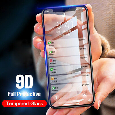 Protective Screen Protector Tempered Glass Film Phone Accessories 9D Full Cover