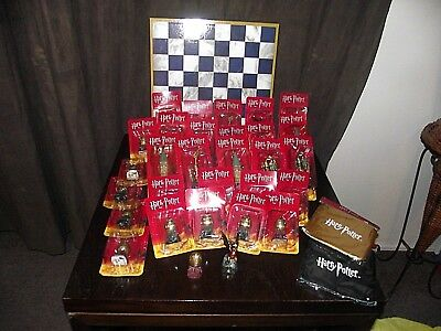 Harry Potter collectable Dragon Chess Set made by DeAgostini new