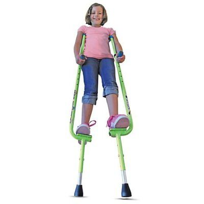 Walkaroo Xtreme Steel Balance Stilts with Height Adjustable Vert Lifters by Air